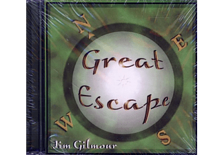 Jim Gilmour - Great Escape - (CD)