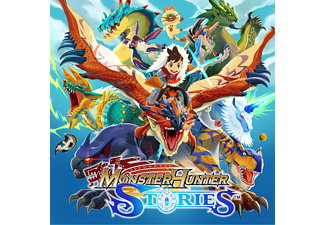 Monster Hunters Stories FR 3DS
