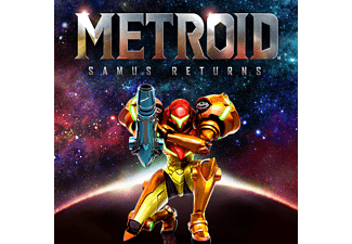 Metroid Samus Returns NL 3DS