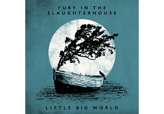 Fury In The Slaughterhouse - Little Big World-Live & Acoustic - (CD)