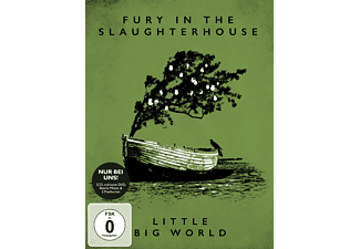 Fury In The Slaughterhouse - Little Big World (Limitierte Deluxe-Edition) - (CD + DVD Video)