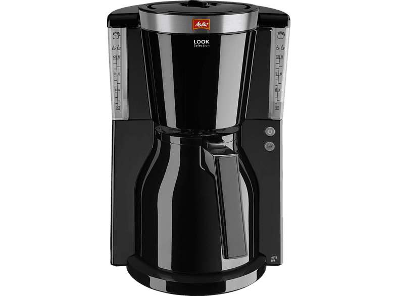 MELITTA 1011-12 Look IV Therm Selection Kaffeemaschine Schwarz