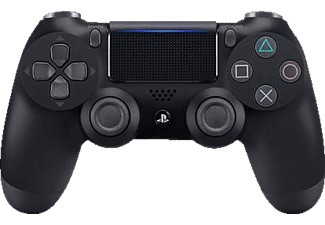 SONY PS4 Wireless Dualshock 4 Redesigned, Controller, Jet Black
