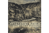Impressive Path - Faces Of The Canyon [CD]