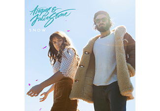 Julia Angus & Stone - SNOW - (CD)