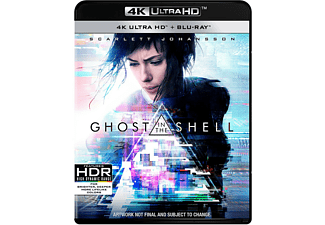 Ghost in the Shell - 4K UHD