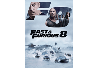 Fast & Furious 8: The Fate of the Furious - DVD