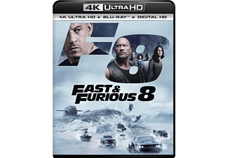 Fast & Furious 8: The Fate of the Furious - 4K UHD
