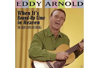 Eddy Arnold - When It's Round Up Time - (CD)