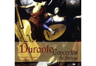 Ensemble Imaginaire - Concertos For Strings - (CD)