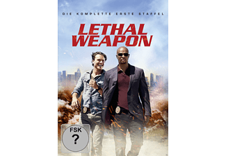 Lethal Weapon - Staffel 1 - (DVD)