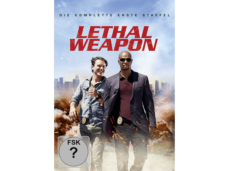 Lethal Weapon - Staffel 1 [DVD]