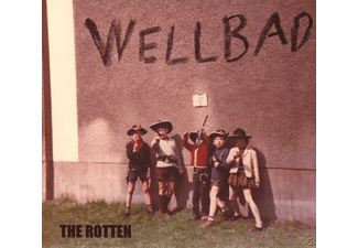 Wellbad - The Rotten - (CD)