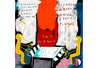 Alfonso Alberti, Anna D'Errico - Two Pianos - (CD)