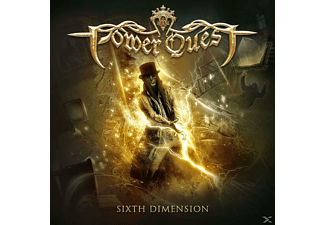 Power Quest - Sixth Dimension (LP) - (Vinyl)