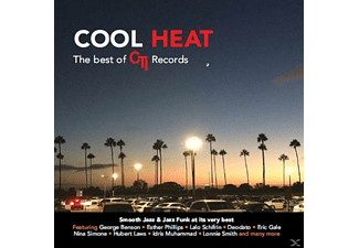 VARIOUS - Cool Heat-The Best Of CTI Records (2 CD-Set) - (CD)
