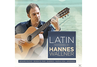 Hannes Wallner - Latin - (CD)