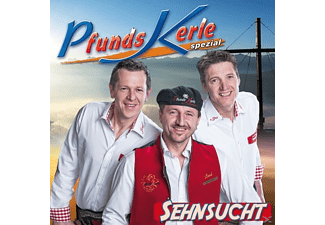 Pfunds Kerle - Sehnsucht - (CD)