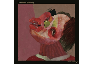 Controlled Bleeding - Carving Songs - (Vinyl)