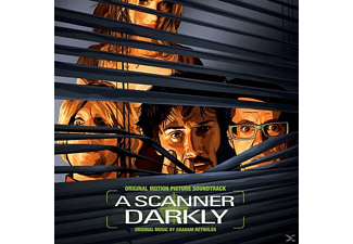 Graham Reynolds - A Scanner Darkly O.S.T. - (CD)