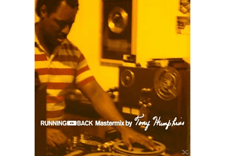 VARIOUS - RUNNING BACK MASTERMIX BY TONY HUMPHRIES - (CD)