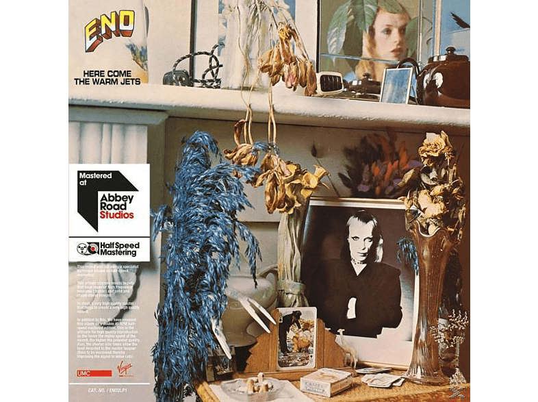 Brian Eno - Here Come The Warm Jets (Vinyl) [LP + Download]