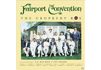 Fairport Convention - THE CROPREDY BOX - (CD)