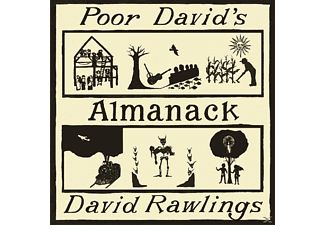David Rawlings - POOR DAVID S ALMANACK - (Vinyl)