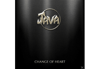 Java - CHANGE OF HEART - (CD)