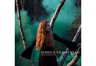 Kari Rueslatten - SILENCE IS THE ONLY SOUND - (Vinyl)