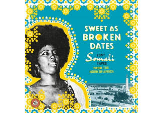 VARIOUS - SWEET AS BROKEN DATES - LOST SOMALI TAPES - (Vinyl)