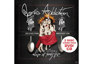 Jane's Addiction - Alive At Twenty-Five (DVD+CD) - (DVD + CD)