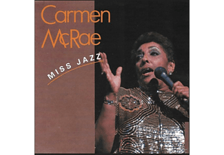 Carmen McRae - Miss Jazz - (CD)