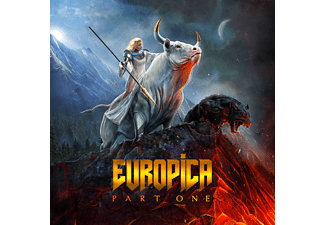 Europica - Part One (CD)