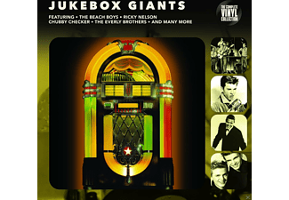 VARIOUS - Jukebox Giants - (Vinyl)