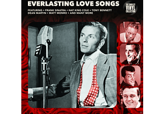 VARIOUS - Everlasting Love Songs - (Vinyl)
