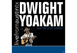 Dwight Yoakam - Live From Austin,TX - (CD + DVD Video)