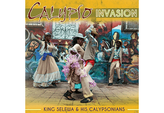 King Selewa & His Calypsonians - Calypso Invasion - (CD)