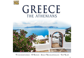 The Athenians - Greece - (CD)