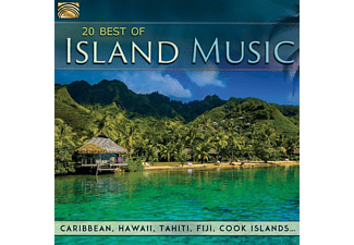VARIOUS - 20 Best Of Island Music - (CD)
