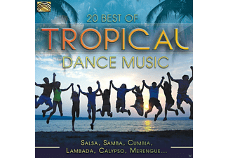 VARIOUS - 20 Best Of Tropical Dance Music - (CD)