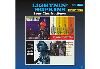 Lightnin' Hopkins - Four Classic Album - (CD)