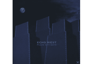 Echo West - Pagan City Goth (limited edition) - (CD)