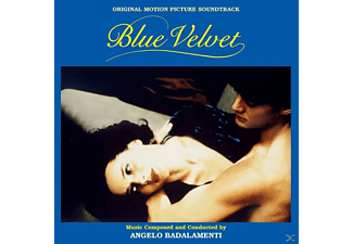 Angelo Badalamenti - Blue Velvet (Limited Coloured Edition) - (Vinyl)