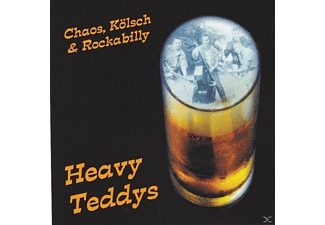 Heavy Teddys - CHAOS,KÖLSCH & ROCKABILLY - (CD)