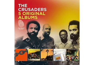 The Crusaders - 5 Original Albums - (CD)