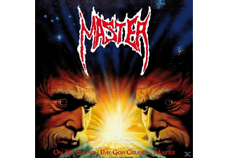 The Master - ON THE SEVENTH DAY GOD CREATED MASTER/TONS OF BONU - (Vinyl)