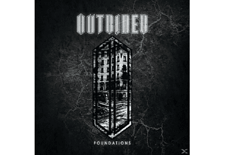 Outrider - Foundations - (CD)