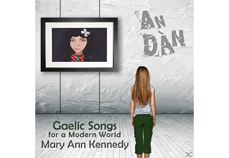 Mary Ann Kennedy - AN DAN-GAELIC SONGS FOR A MODERN WORLD - (CD)