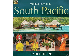 Tahiti Here - MUSIC FROM THE SOUTH PACIFIC - (CD)